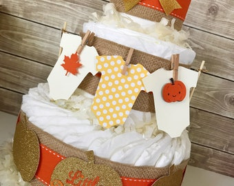 Fall Baby Shower ...