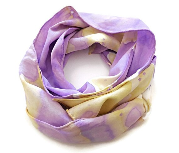 SPRING LOOK - Hand Designed Bamboo Rayon Scarf