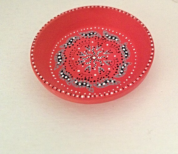 CORAL BAY - Hand Designed Jewelry Dish