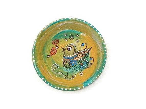 CALYPSO - Hand Designed Jewelry Dish