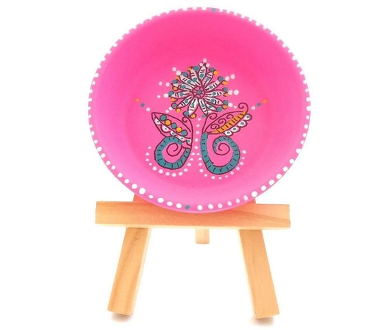 AWESOME BLOSSOM - Hand Designed Jewelry Dish