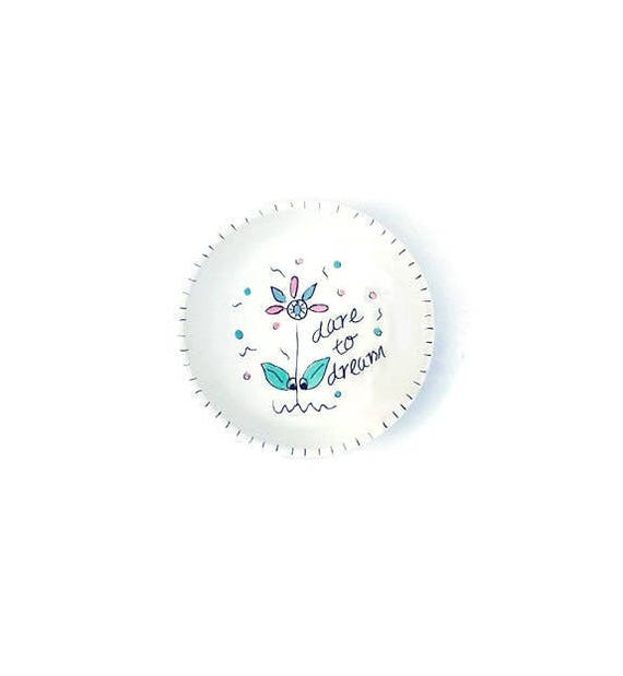 DREAMER - Hand Designed Jewelry Dish