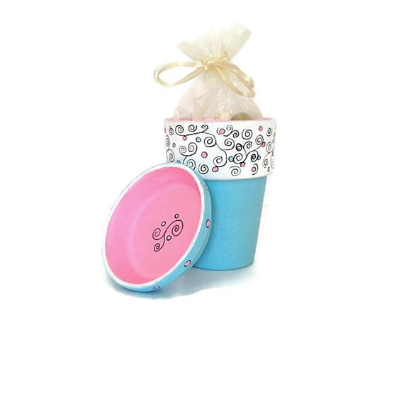 PARTYTIME - Hand Designed Favor Pot