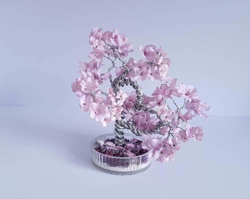 MISUMI Wired Bonsai Tree with Heart image 0