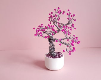 Eri Pink, Wired ornamental tree
