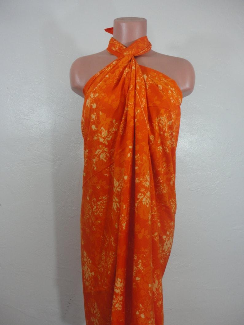 Handmade batik sarong Motif 1 highest quality rayon and dyes wax resist dying