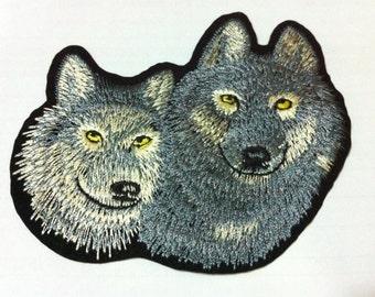 Cartoon Wolf Etsy