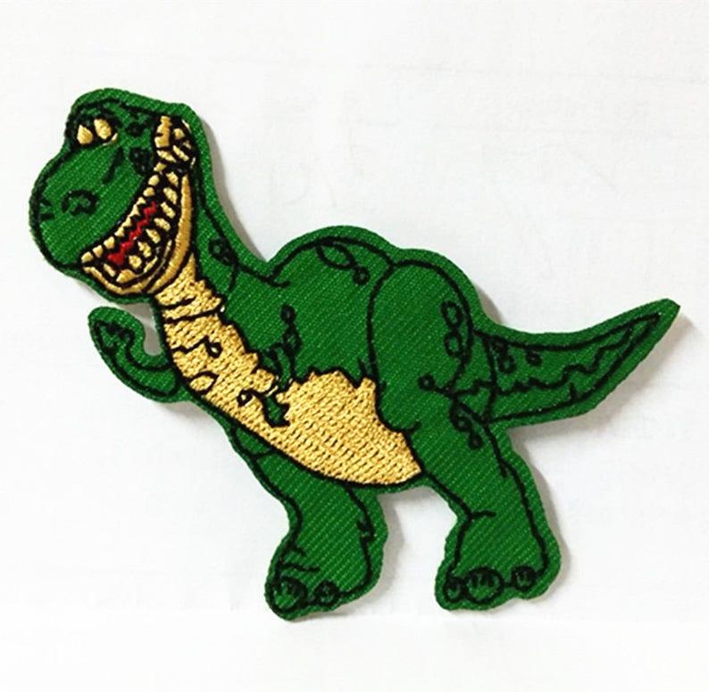 Dibujos Dinosaurio Animados HierroEtsy De X 6 5 Bordado Cm 8 SzMVGqpU
