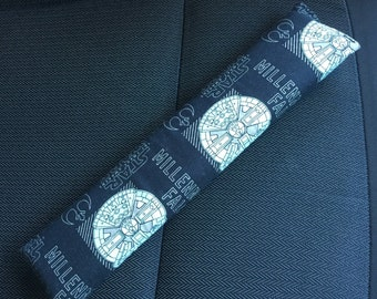 Free shipping StarWars Print Cushioned Seat Belt Cover 25%off
