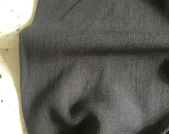 Silky Noil in Charcoal
