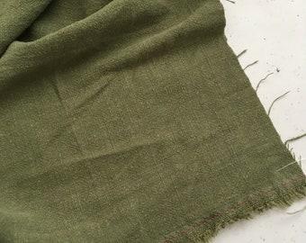 Silky Noil in olive