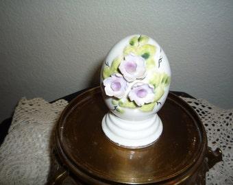 Japanese Porcelain Egg
