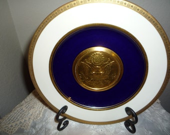 U. S. Commemorative Plate