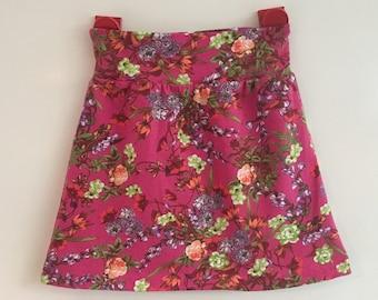 fad6c1082ebae8 Maat 110 116 vrolijk rokje tricot happy skirt charity goed doel KWF