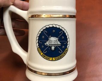 "USS Eisenhower 69 ""IKE"" Collector's Mug"