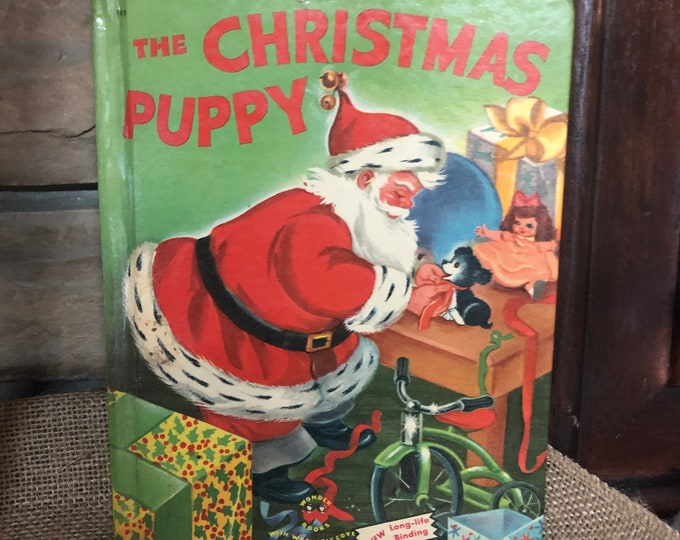 1953 The Christmas Puppy