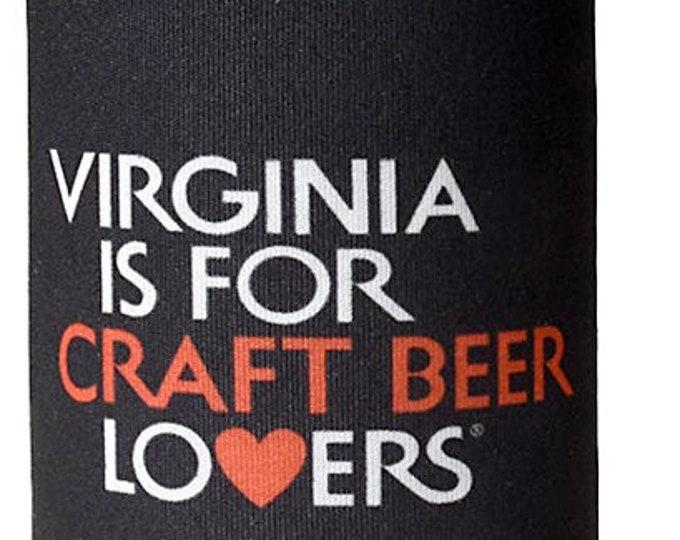 Koozie Craft Beer - Virginia is for Lovers ®