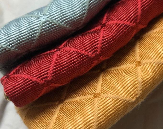 3-pc. TROPEZ fabric swatches