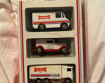 1994 Little Debbie ® Hot Wheels ®