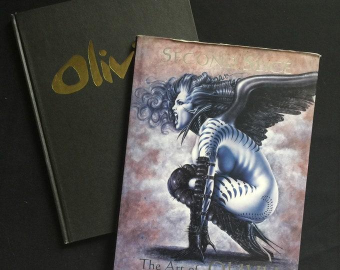 1997© The Art of OLIVIA: Second Slice