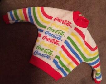 Coca~Cola ™ Barbie Sweater
