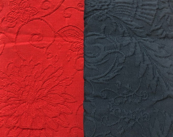 2-pc. Puffy fabric swatches