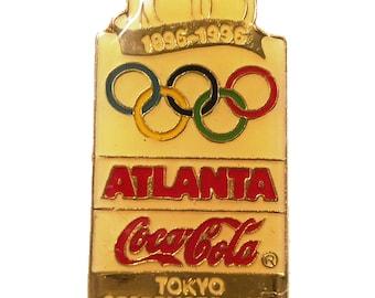 1996 Atlanta - 1990 Tokyo Olymic Pin