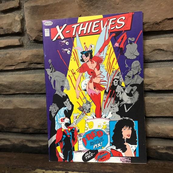 1988 X-Thieves #12