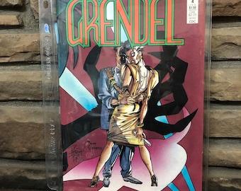 JAN. 1987 Grendel Vol. 2 #4 *Parental Guidance*