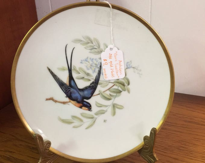 "Barn Swallow 8"" Plate"