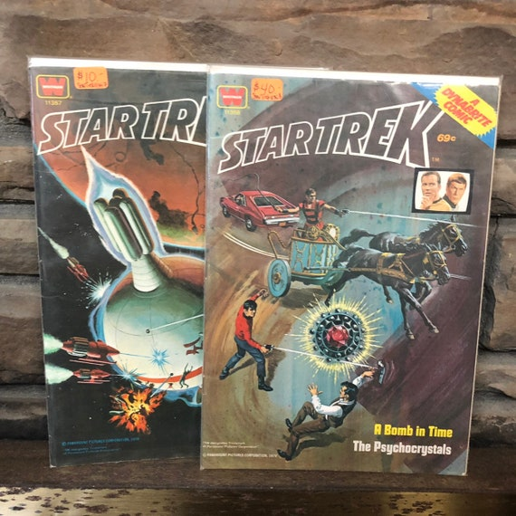 1978 Star Trek reprint series 1976