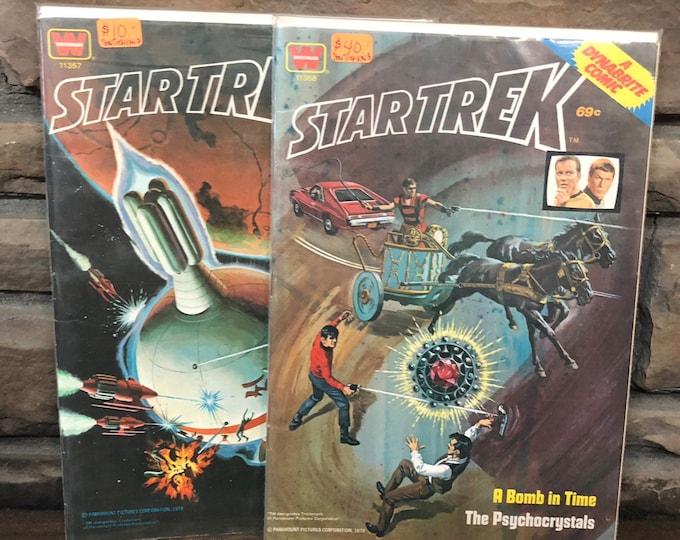 1978 Star Trek reprint series 1976
