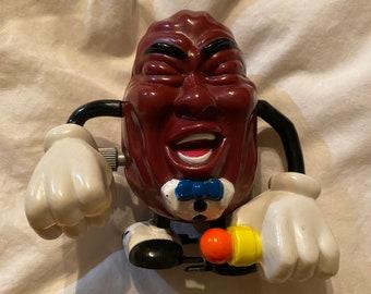 1988 California Raisin windup toy