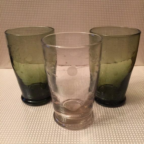 1960s NAPCO (replica) Shot Glasses - Set of 2