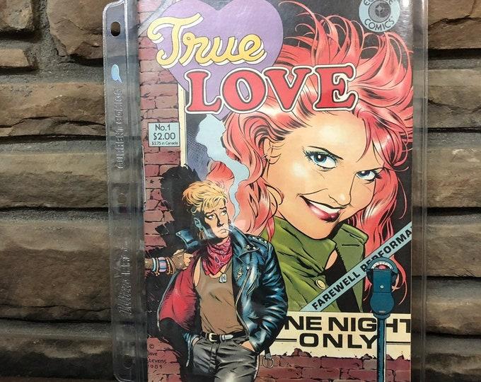 JAN. 1986 True Love #1 mini series
