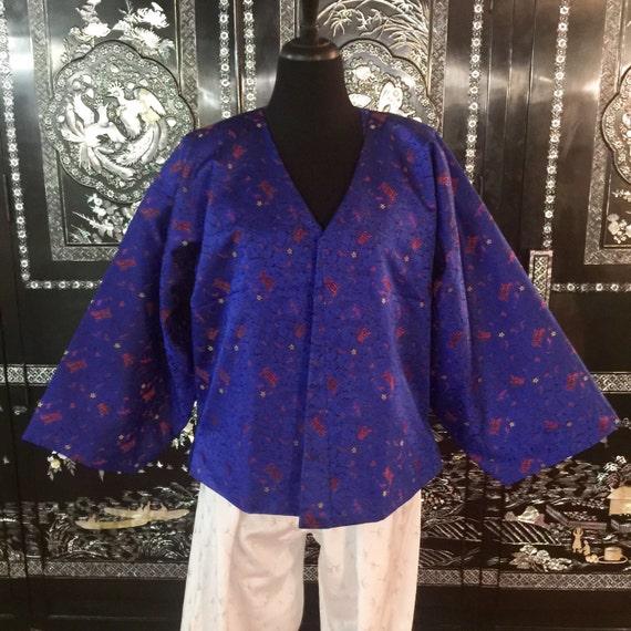 Korean Hanbok 2pc. Jokki & Magoja