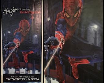 2012 Spiderman Vinyl Banner