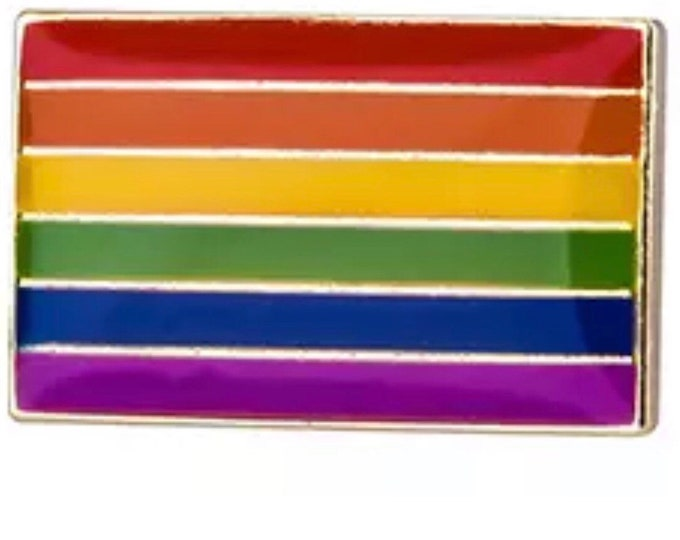 LQBTG+ Pride Pins