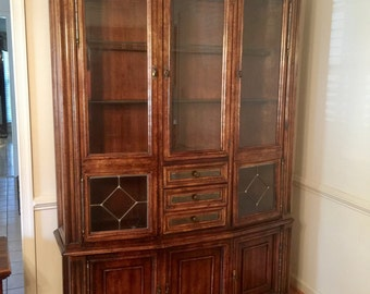 American of Martinsville China Display Cabinet