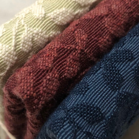3-pc. ASHLEY fabric swatches