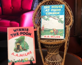 Winnie-the-Pooh Books - Set of 2