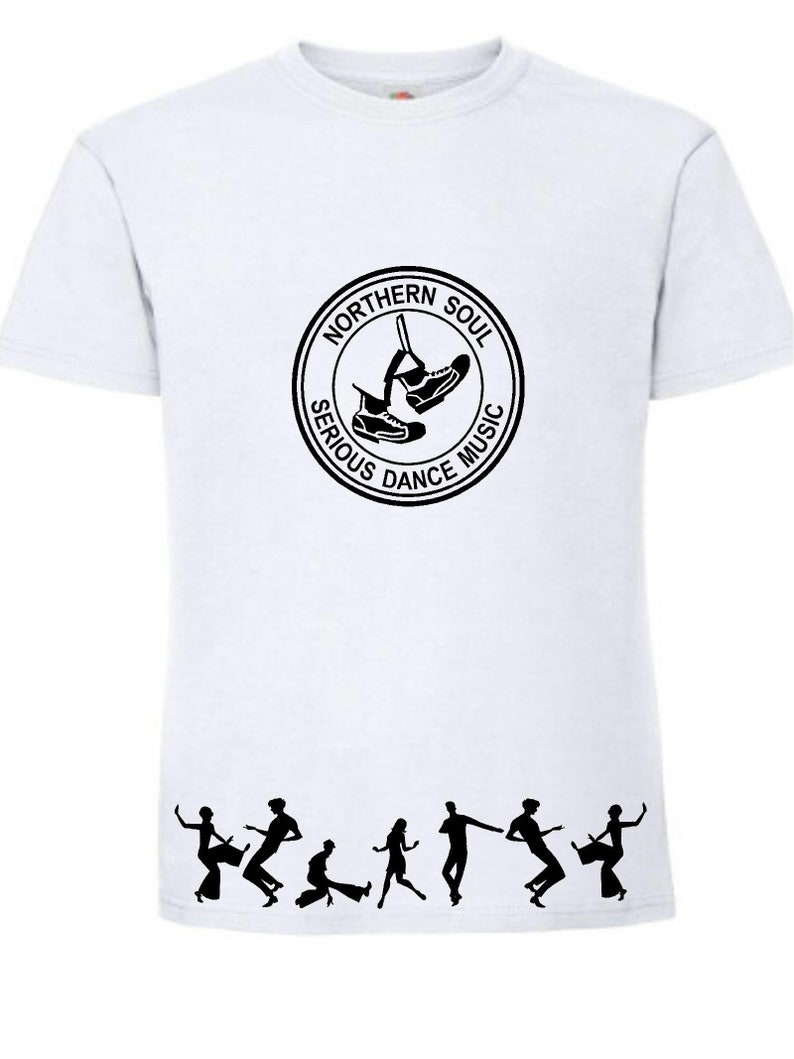 Northern soul T-shirts fantastic 100% polyester excellent quality and top  quality print  4 sizes S  M  L XL