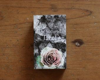 Pre-order The Textured Tarot: tarot cards, tarot deck, indie deck with rigid box