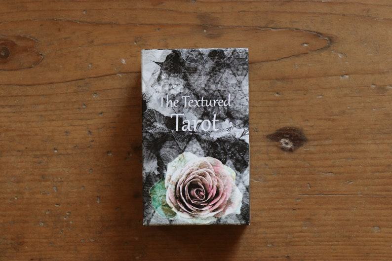 The Textured Tarot: tarot cards tarot deck indie deck with image 0