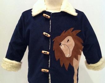 Lion Jacket...hear me roarrrr