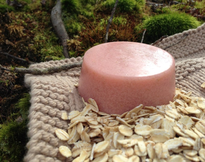 Poison Ivy - Calamine -Oatmeal Soap