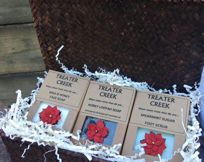 Soap Gift Boxed Set