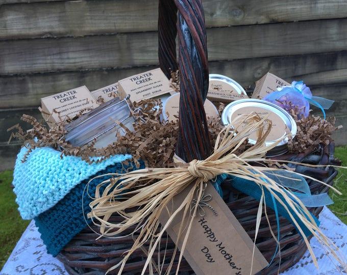 Spa Gift Basket - Luxury - Zen