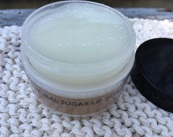 Lip Scrub All Natural Sugar
