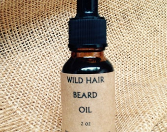 Beard Grooming - Beard Oil - Wild Hair Groomers - Men's Gifts